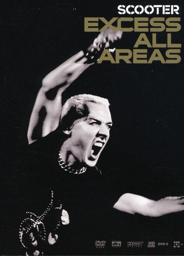 Scooter - Excess All Areas (2 DVDs)