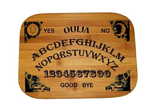 Ouija Board Game Cutting Board Custom Laser engraved The best Mom WEDDING