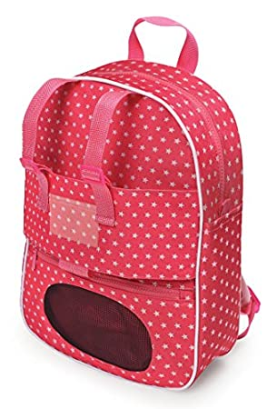 School Mini Backpacks for Barbie Dolls