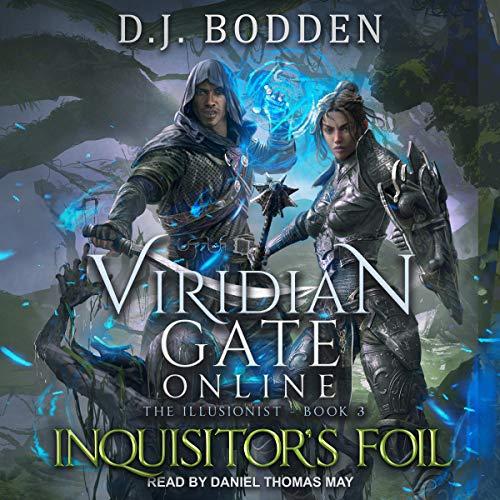 Page de couverture de Viridian Gate Online: Inquisitor's Foil