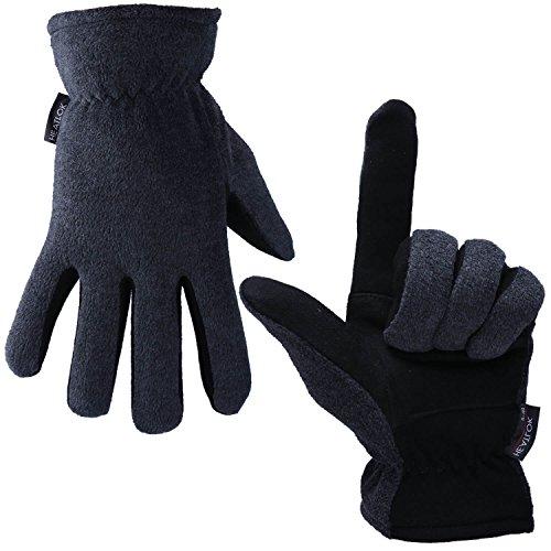 OZERO Deerskin Suede Gloves