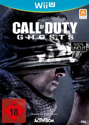 Call of Duty: Ghosts (100% uncut) - [Nintendo Wii U]