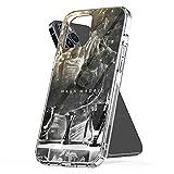 Real Madrid Compatible con Cajas del Teléfono Cover iPhone 12/11 Pro MAX 12 Mini SE X/XS MAX XR 8 7 6 6s Plus Funda