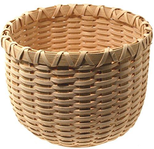 Slotted Base Bowl Basket Weaving Kit