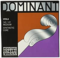 CUERDAS VIOLA - Thomastik (Dominant 141) (Juego completo) Medium Viola 1/2