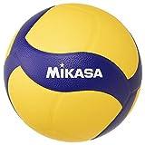 ミカサ(MIKASA) バレーボール 練習球 5号 一般・大学・高校 イエロー/ブルー 推奨内圧0.3~0.325(kgf/㎠) V325W
