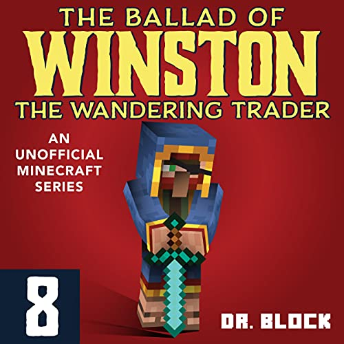 The Ballad of Winston the Wandering Trader, Book 8 cover art