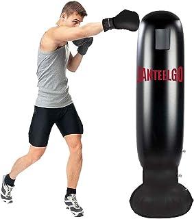 Gemgo Saco de Boxeo, Boxeo Inflable autoportante Aptitud