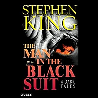 The Man in the Black Suit cover art