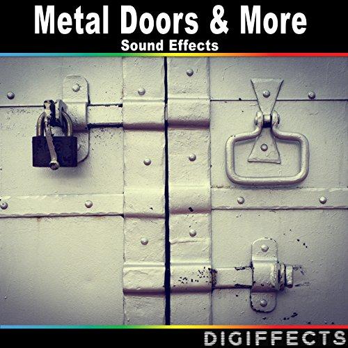 Aluminum Frame Door Opening and Closing