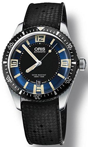 ORIS(オリス) 腕時計 ダイバーズ65 デイト divers sixty-five date 100m防水 復刻モデル 機械式自動巻 73377074035R メンズ 【国内正規品】