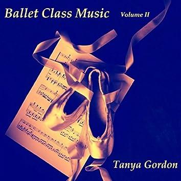 Ballet Class Music, Vol. II