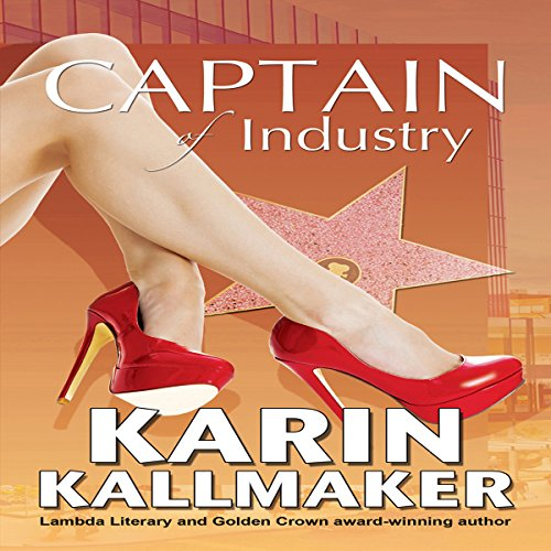 Captain of Industry audiobook cover art