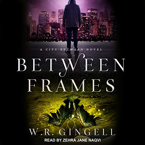 Between Frames audiobook cover art