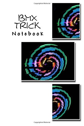 BMX Trick Notebook