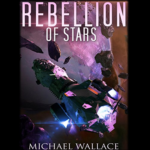 Rebellion of Stars  audiobook cover art