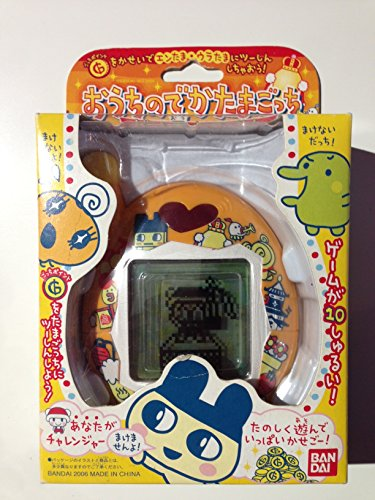 It does not over kicking Tamagotchi game king big of a house (japan import)