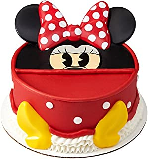 Decopac Minnie Mouse Creations Cake Topper Decoration
