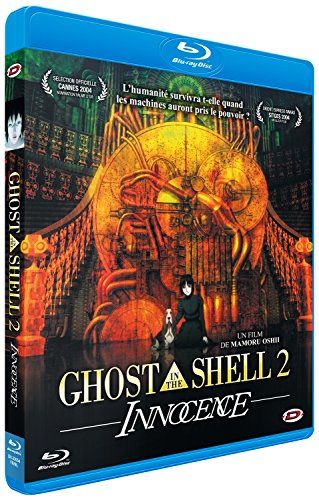 Ghost in The Shell 2 : Innocence-Blu Ray [Édition Standard]