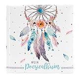 Goldbuch- Álbum de poesía Infantil con 96 páginas Blancas, Cuaderno de atrapasueños para niños,...