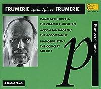 Frumerie Plays Frumerie by FRUMERIE GUNNAR DE (1998-06-23)