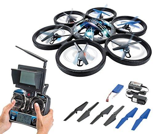 Multicopter Hexatron Hexacopter FPV Kamera Revell Control 23952 2,4 GHz 4 Kanal