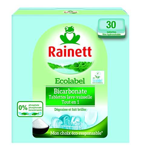 Rainett: Pastillas para lavavajillas todo