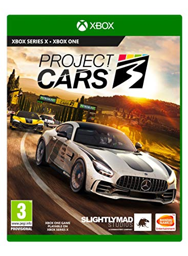 Project Cars 3 - Xbox One [Importación italiana]