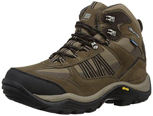 Karrimor Denver Weathertite, Men High Rise Hiking Shoes, Brown (Brown), 7 UK (41 EU)