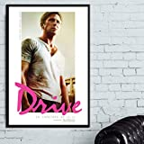 Poster Leinwanddruck Drive Classic Film Ryan Gosling