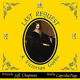 Last Request audiobook cover art