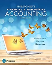horngren's financial & managerial acct