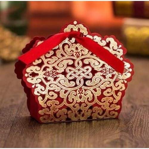 Wedding Supplies Favor Boxes Amazon