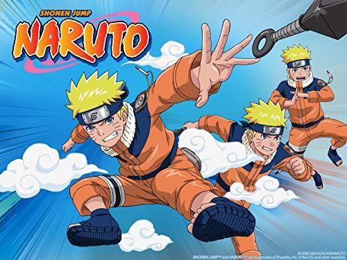 Naruto (English) Part 1