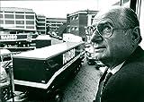 Dr. Hans Riegel, GF HARIBO GmbH - Vintage Press Photo
