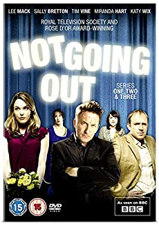 Not Going Out - Series One, Two & Three