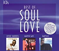 Best of Soul Love: Luther Vandross / Marvin Gaye by Best of Soul Love