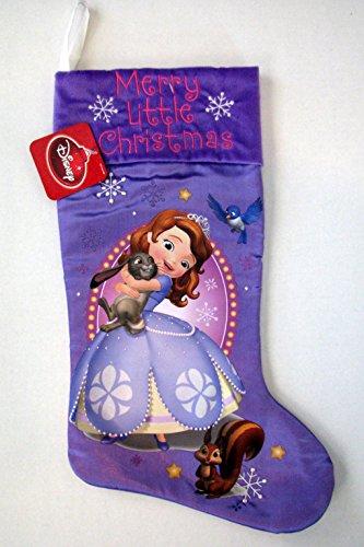 Disney Sofia the First 18' Christmas Stocking