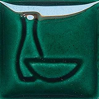 emerald green glaze