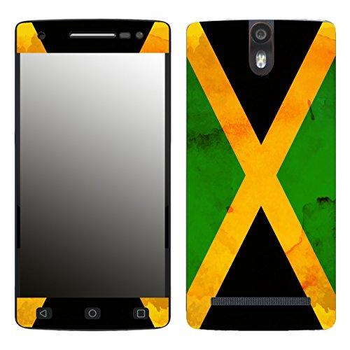 Disagu SF-106774_1124 Design Folie für Wileyfox Storm - Motiv Jamaika