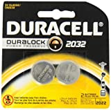 Duracell 2032 Medical Battery 2 Count (Pack of 6) (Packaging May Vary)