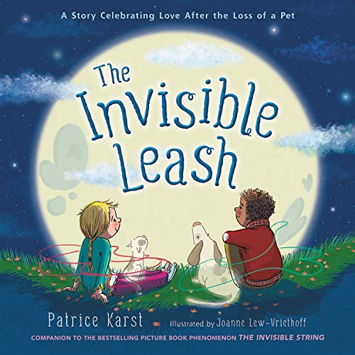 The Invisible Leash Audiobook By Patrice Karst, Joanne Lew-Vriethoff cover art