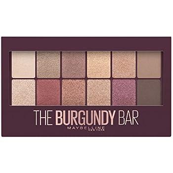 Maybelline Eyeshadow Palette The Burgundy Bar