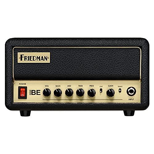 Friedman BE-Mini Head · Topteil E-Gitarre