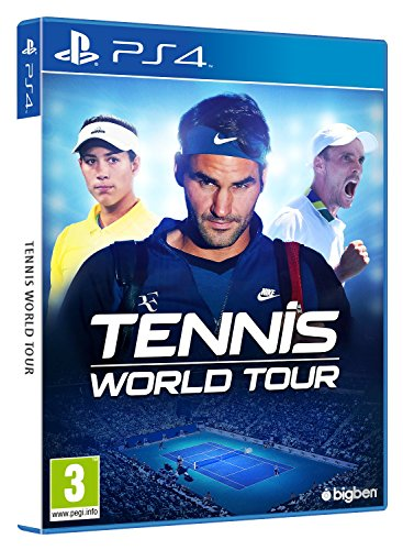 Tennis World Tour - Versión Español PS4