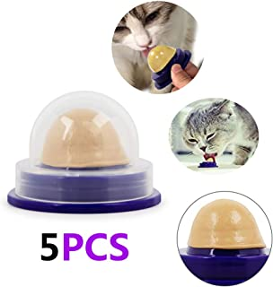Cats Nutrition Snack Candy Ball Cat Healthy Treats Sugar Ball Catnip Nutrition Energy Candy Ball