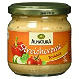 Alnatura Bio Streichcreme Toskana, 180 g -