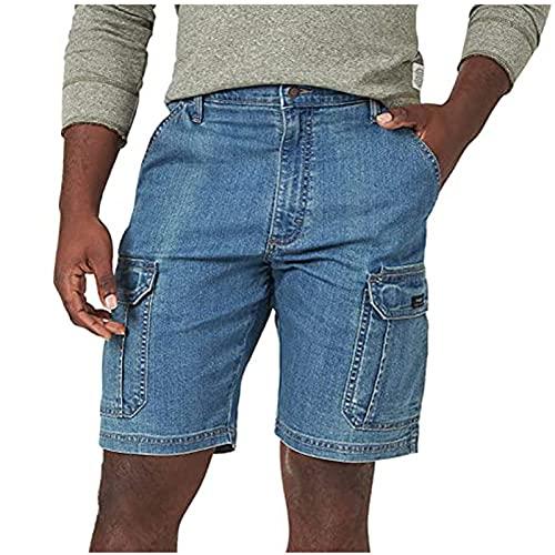 2021 Nuevo Pantalones cortos Hombre Verano Casual Moda Deporte Running Pants Jogging Talla grande Original Color sólido Elástico Cortos Pantalon Fitness Gym Suelto Ropa de hombre playa shorts
