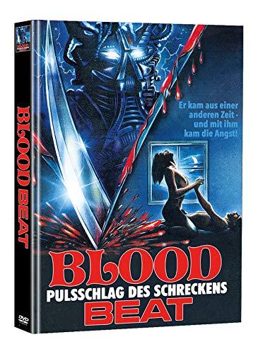 Blood Beat - Pulsschlag des Schreckens - Mediabook - Limited Edition auf 111 Stück (+ Bonus-DVD mit weiterem Horrorfilm)