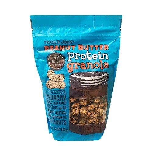 Trader Joe's New Peanut Butter Granola 12oz